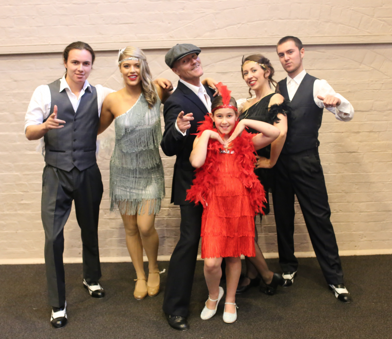Rhythm Tap Melbourne - Great Gatsby show